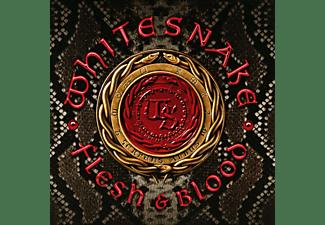 Whitesnake - Flesh & Blood (2LP Gatefold/Black/180 Gramm)  - (Vinyl)