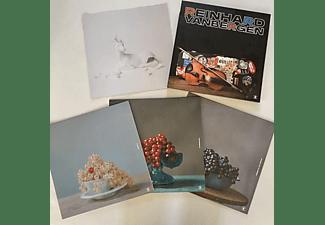 Reinhard Vanbergen - UBUNTU, STRINGWORX, PRES FOR FRIENDS (3LP BOX LTD  - (Vinyl)