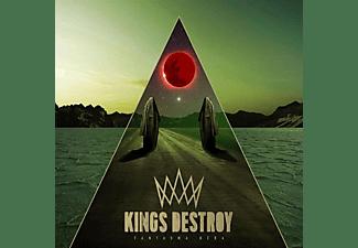 Kings Destroy - FANTASMA NERA  - (Vinyl)