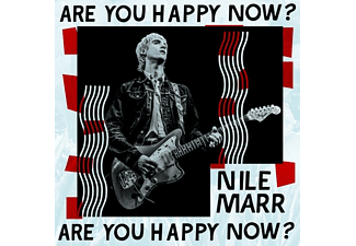 Nile Marr - Are You Happy Now?  - (Vinyl)