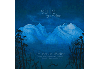 Tord/the Norwegian Girls Choir/+ Gustavsen - Stille Grender  - (Blu-ray Audio)