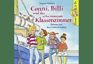 Conni - D.Hoßfeld: Conni Und D.Schwimmende Klassenzimmer  - (CD)