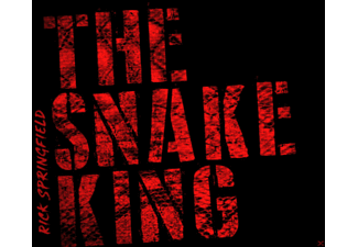Rick Springfield - The Snake King  - (CD)