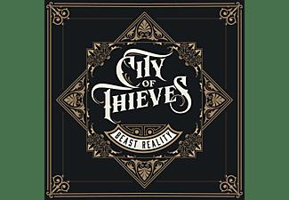 City Of Thieves - Beast Reality (Gatefold/Black/180 Gramm)  - (Vinyl)
