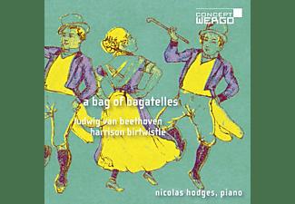 Nicolas Hodges - A Bag of Bagatelles  - (CD)