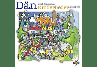 Daens Kindermusikwelt - Dän Singt Ganz Neue Kinderlieder A Cappella  - (CD)