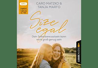 Caro Matzko - Size egal  - (MP3-CD)