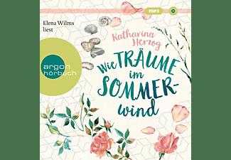 Elena Wilms - Wie Träume Im Sommerwind  - (CD)