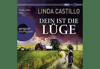 Tanja Geke - Dein Ist Die Lüge  - (MP3-CD)