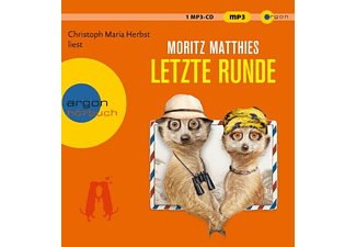 Christoph Maria Herbst - Letzte Runde(5)  - (MP3-CD)