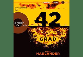 Uve Teschner - 42 Grad (SA)  - (MP3-CD)