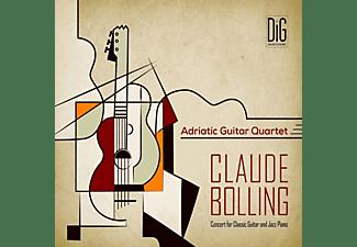 Giuseppe Adriatic Guitar Quartet/sangiorgio - Konzert für klassische Gitarre und Klavier  - (CD)