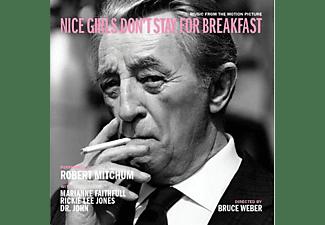 Robert Mitchum - NICE GIRLS DON T STAY FOR BREAKFAST  - (Vinyl)