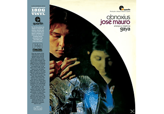 José Mauro - Obnoxius (Ltd.180g Deluxe Lp [Vinyl]
