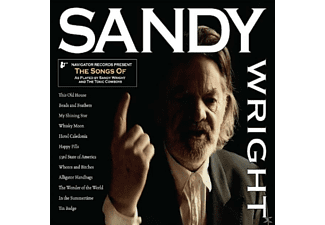 Sandy Wright - SONGS OF SANDY WRIGHT  - (CD)