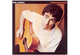 Nic Jones - PENGUIN EGGS  - (CD)