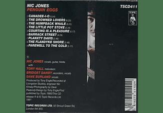 Nic Jones - PENGUIN EGGS  - (CD)