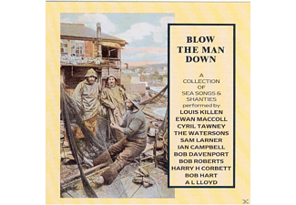 MACCOLL/WATERSONS - BLOW THE MAN DOWN  - (CD)