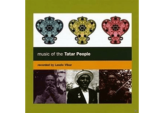 VARIOUS - MUSIC OF THE TATAR PEOPLE  - (CD)