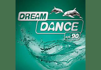 VARIOUS - Dream Dance, Vol.90  - (CD)