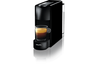KRUPS Nespresso Kaffeemaschine Essenza Mini Piano Black XN 1108