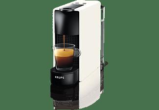 KRUPS Nespresso Kaffeemaschine Essenza Mini Pure White XN 1101