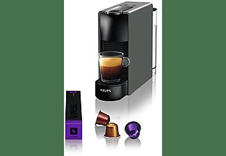 KRUPS Nespresso Kaffeemaschine Essenza Mini Intense Grey XN 110B
