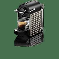 KRUPS Nespresso Kaffeemaschine Pixie XN 304T Electric Titan