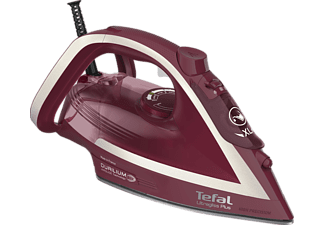 TEFAL FV6820 Ultragliss Plus Dampfbügeleisen (2800 Watt, Kratzfeste Durilium Airglide)