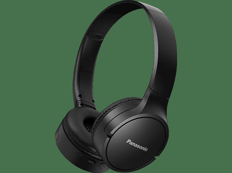 PANASONIC RB-HF420BE, On-ear Kopfhörer Bluetooth Schwarz