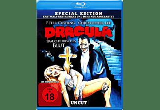 Dracula braucht frisches Blut Blu-ray