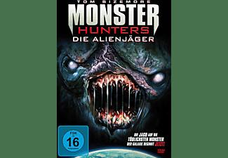 Monster Hunters-Die Alienjäger (uncut) DVD
