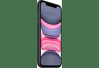 APPLE iPhone 11 128 GB Schwarz Dual SIM