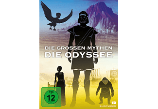 DIE GROSSEN MYTHEN-DIE ODYSSEE DVD