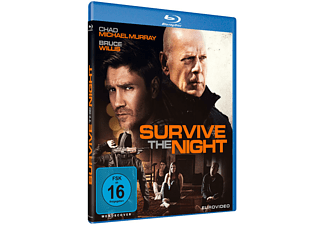 Survive the Night Blu-ray