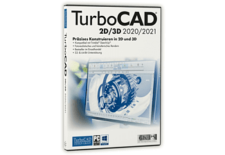 TurboCAD 2D/3D 2020/2021 - [PC]