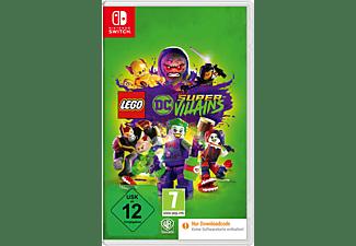 LEGO DC Super-Villains (Code in der Box) - [Nintendo Switch]