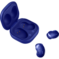 SAMSUNG SM-R180 Galaxy Buds Live, In-ear Kopfhörer Bluetooth Blau
