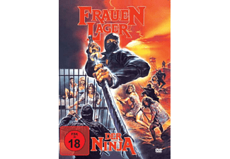 Frauenlager der Ninja DVD