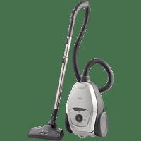 AEG VX82-1-2MG Staubsauger, maximale Leistung: 600 Watt, Mineral Grey)