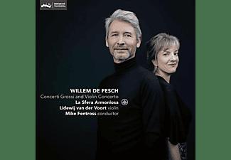 Mike / Van Der Voor La Sfera Armoniosa / Fentross - Concerti Grossi And Violin Concertos  - (CD)
