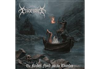 Endezzma - ARCHER, FJORD AND THE THUNDER  - (CD)