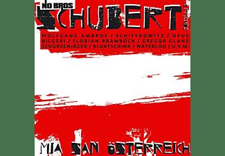 No Bros/Schubert & Friends - Mia San Österreich  - (CD)