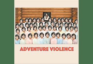 Adventure Violence - ADVENTURE VIOLENCE  - (CD)