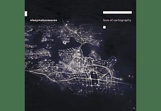 Sleepmakeswaves - Love of Cartography  - (Vinyl)
