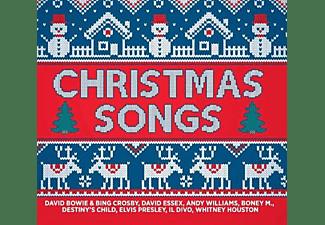 VARIOUS - Christmas Songs  - (CD)
