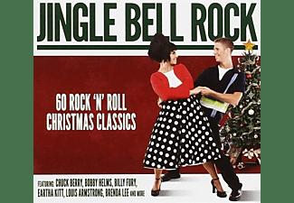 VARIOUS - JINGLE BELL ROCK  - (CD)