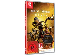 Mortal Kombat 11 Ultimate (Code in der Box) - [Nintendo Switch]