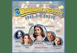 VARIOUS - Bääärenstark!!! 2021-Die Erste  - (CD)