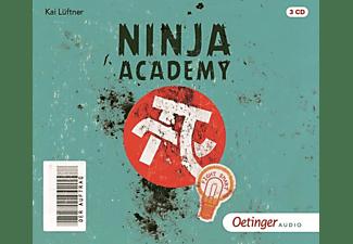 Lüftner Kai - Ninja Academy: Der Auftrag  - (MP3-CD)